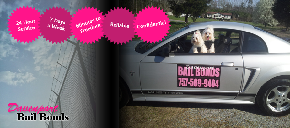 Davenport Bail Bonds provides 24 hour service, 7 days a week.  Enjoy Minutes to Freedom with Reliable and Confidential Service!